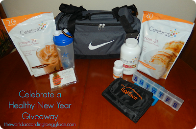Celebrate%2BVitamins%2BHealthy%2BNew%2BYear%2BGiveaway%2BEggface%2B2016 Weight Loss Recipes Drum roll...