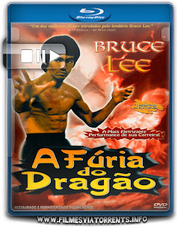 A Fúria do Dragão Torrent - BluRay Rip 720p Dublado