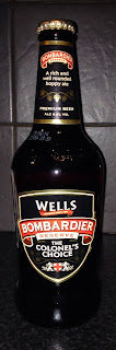 Bombardier Reserve - The Colonels Choice (Wells)