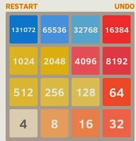 2048 flash oyun oyna