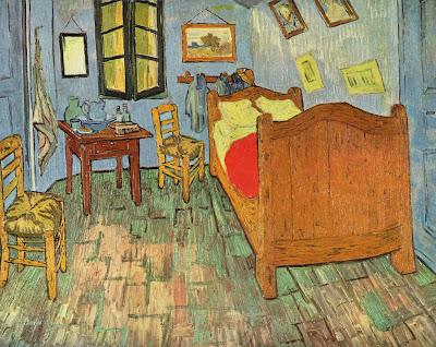 El Cuarto, uno de los cuadros de Vincent Van Gogh