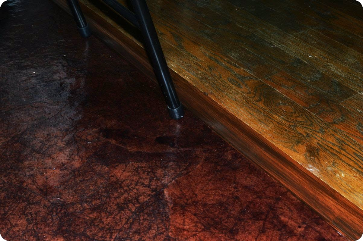 Diy how to install a transition for uneven floors mrs for Hardwood floors uneven