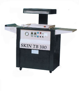 SKIN PACKAGING MACHINE TB-390