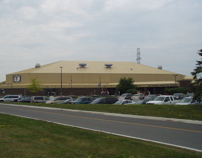 Newmarket Recreation Complex, opened in 1985