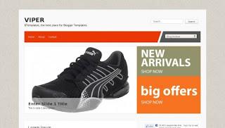 Download Viper Blogger Template