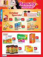 Watsons Beauty Rewards Sale 2012