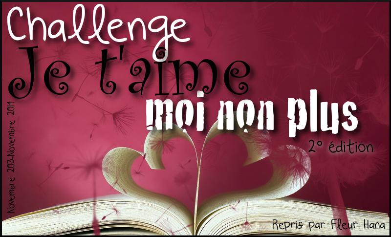 Challenge littéraire