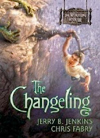 bookcover of THE CHANGELING (Wormling # 3) by  by Jerry B. Jenkins & Chris Fabry