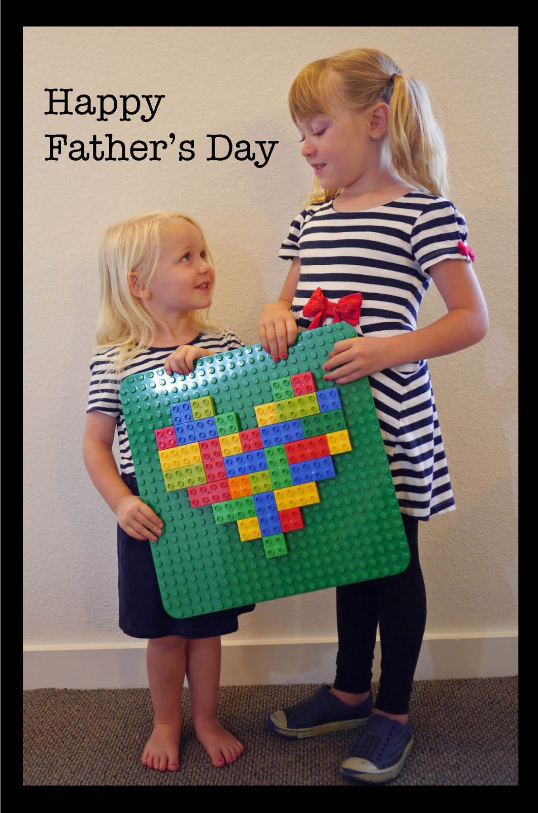 Father's Day: Don't Lego My Heart