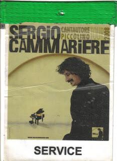 Pass Sergio Cammariere 2008