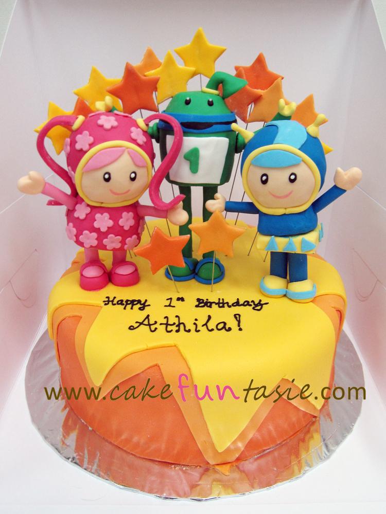 team umizoomi cake jpgTeam Umizoomi Cake