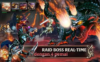 Download Dragon Blaze: Chapter 2 Apk [Season 2]