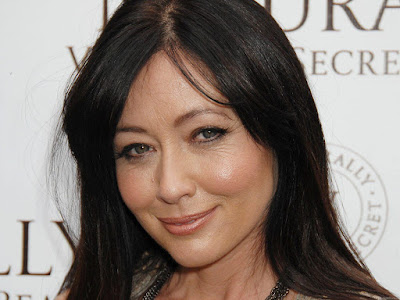 American Author Shannen Doherty