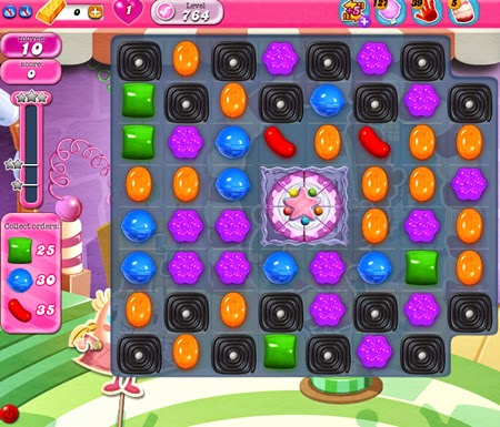 Candy Crush Saga 764