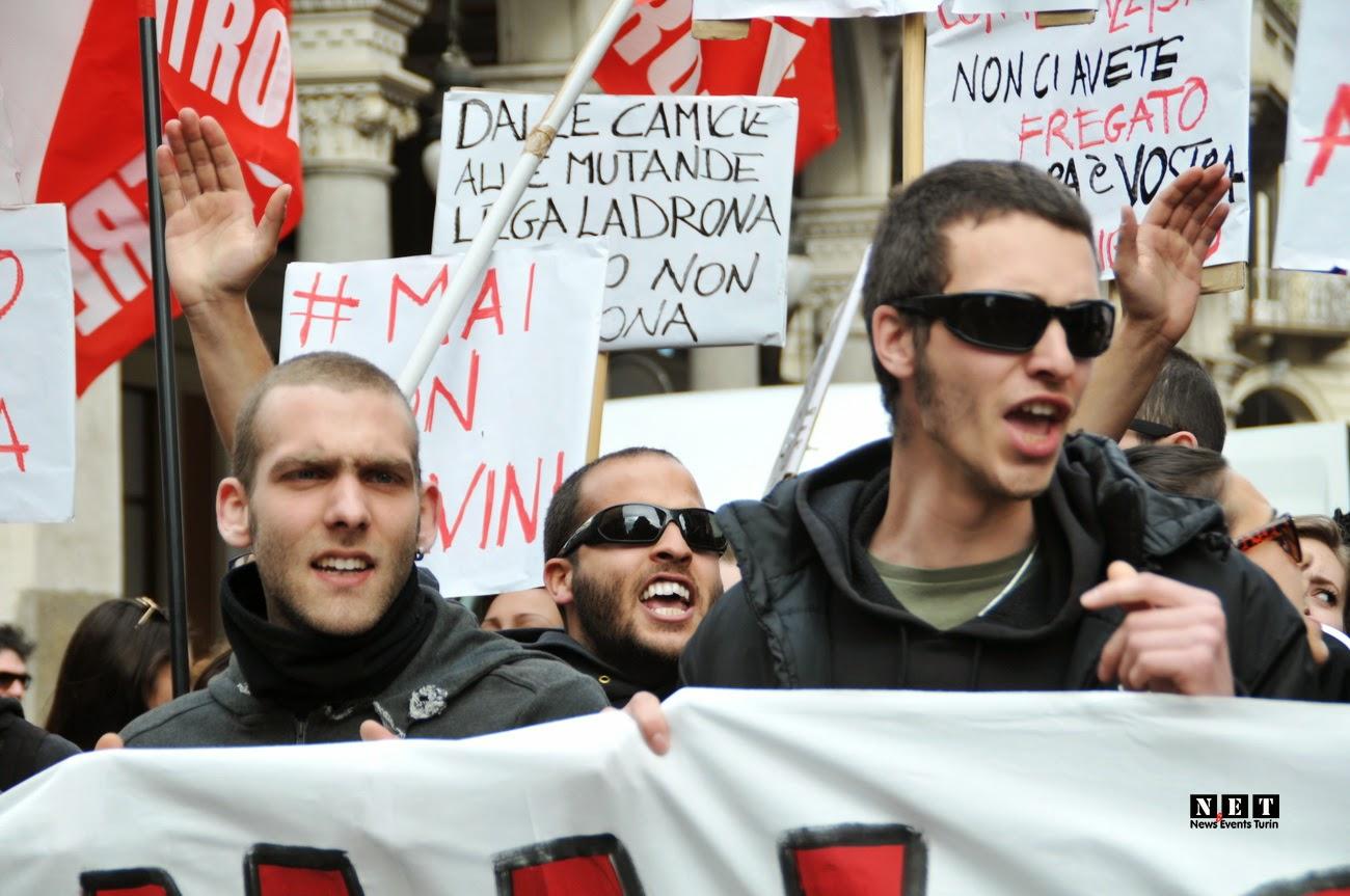 Nazista Torino Salvini
