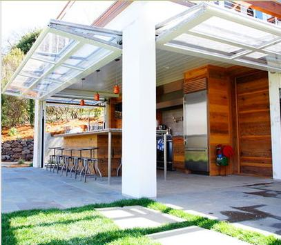 Fotos de techos fotos de cerramientos de terrazas for Techos de terrazas modernas
