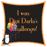 WINNER  at DIGI DARLAS.