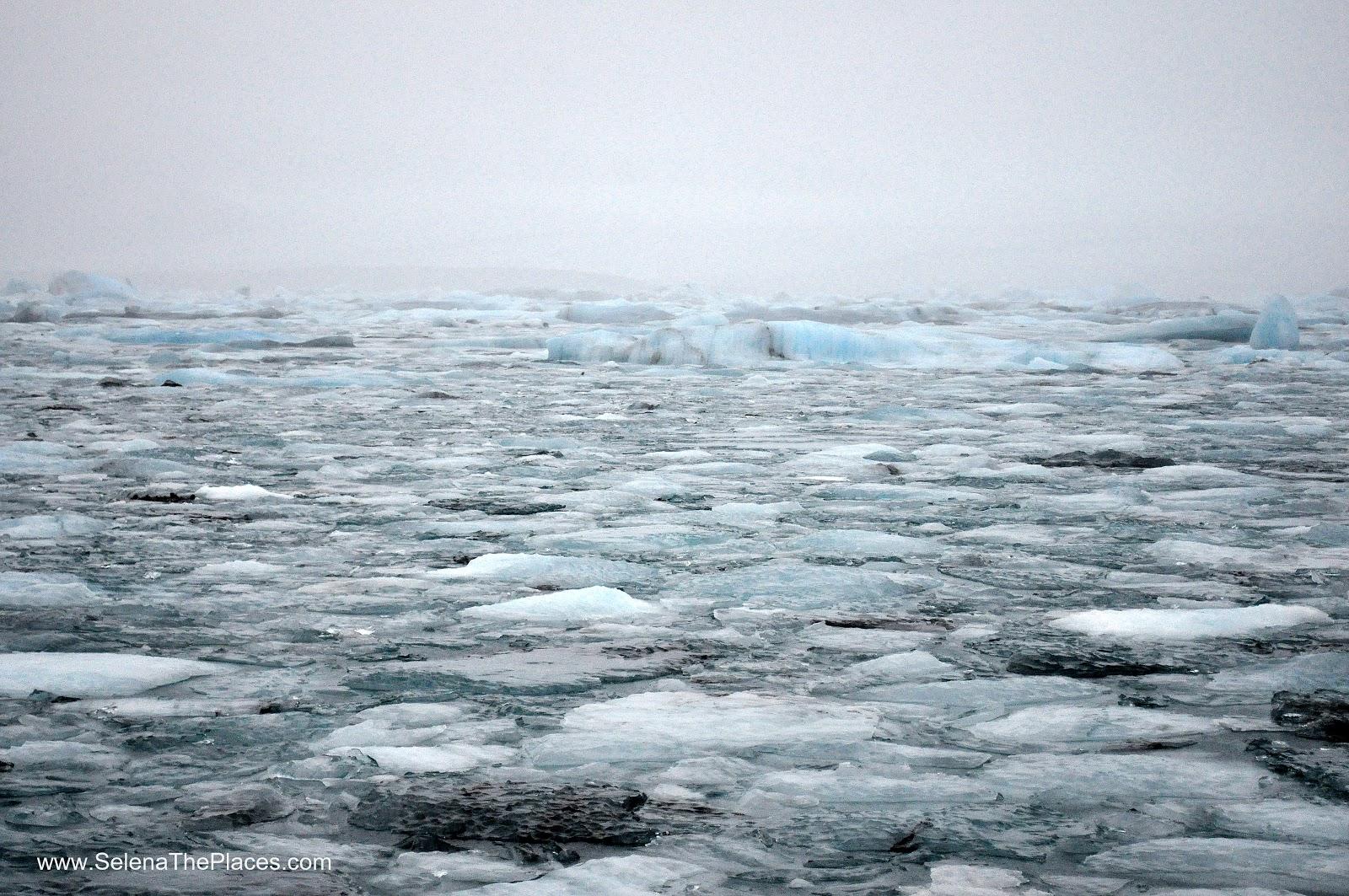 Jokulsarlon - Iceland's Glacier Lagoon