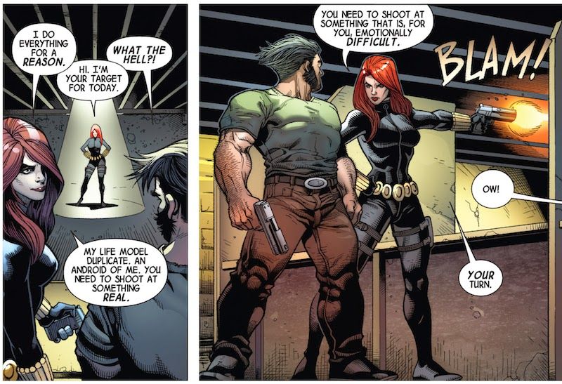 Wolverine 2014 #1