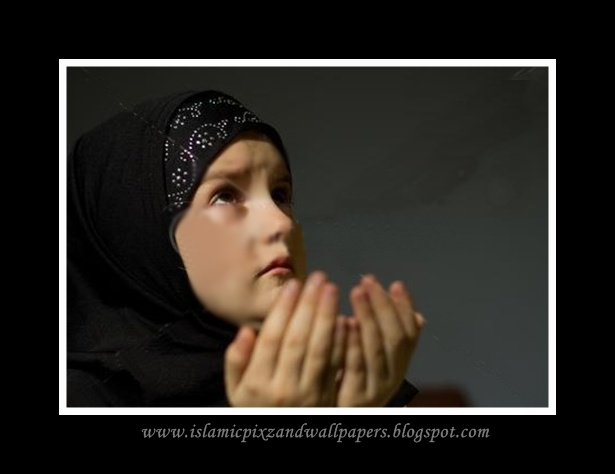 Islamic Pictures and Wallpapers: muslims babies pictures ... Islamic Prayer Baby