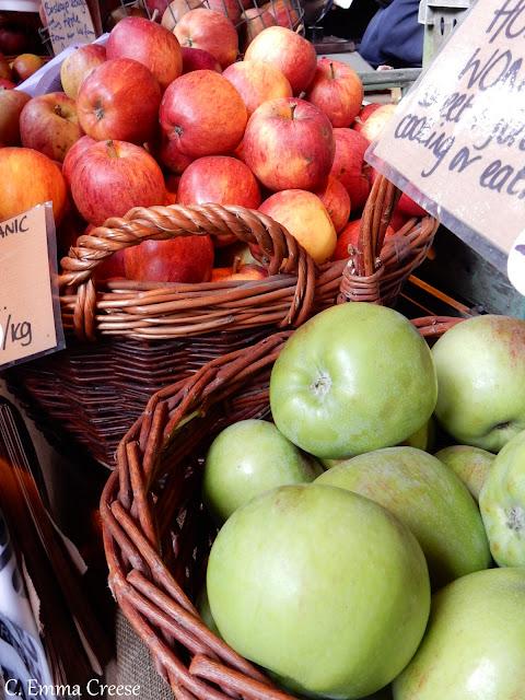 Apple Day at Borough Market Adventures of a London Kiwi