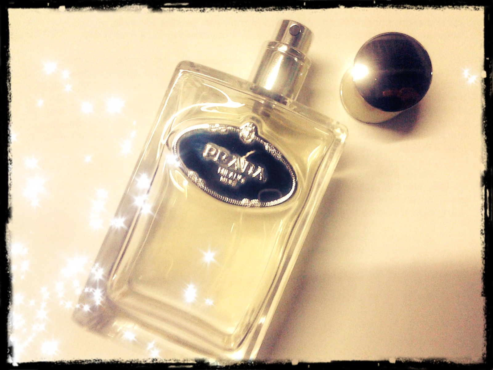 Perfume Prada Infusion D`Iris - por Thiago Fonseca