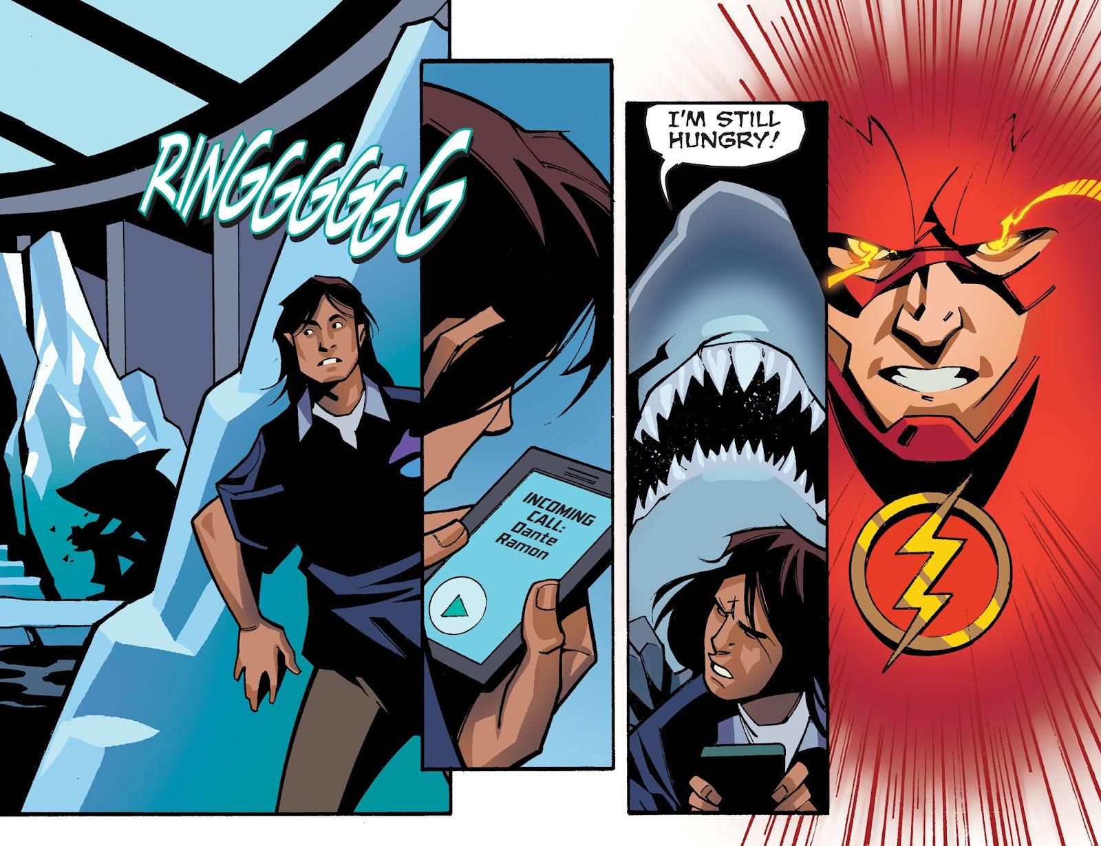 The Flash: Season Zero [I] Issue #12 #12 - English 21