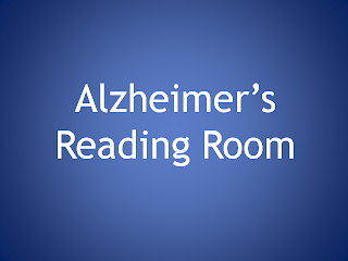 Alzheimer's World -- Two Circles Trying to Intersect