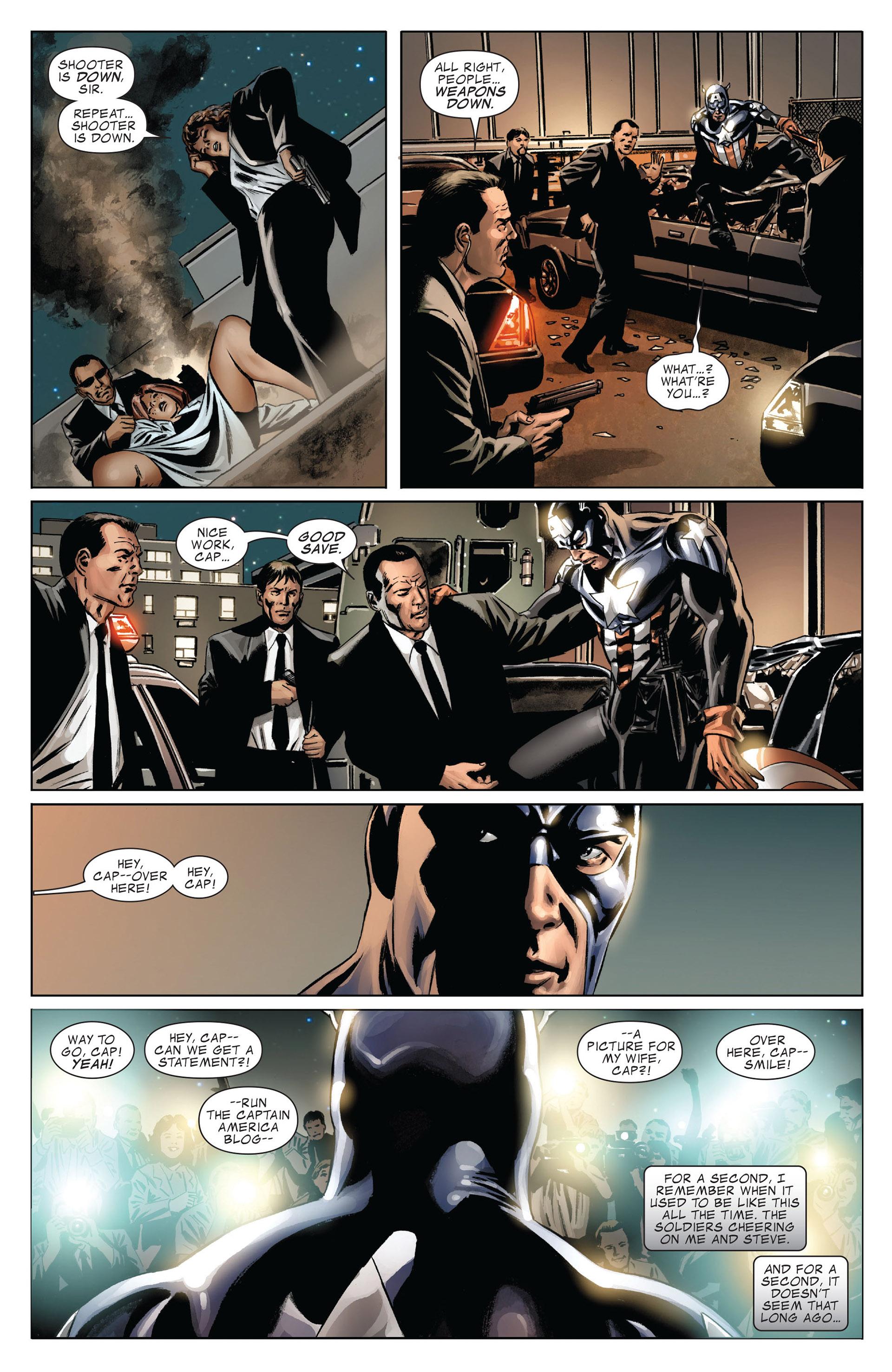 Captain America (2005) Issue #42 #42 - English 21