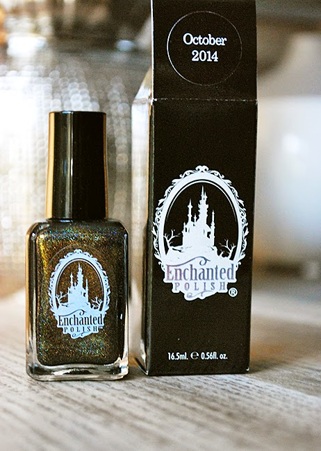 Enchanted Polish October 2014