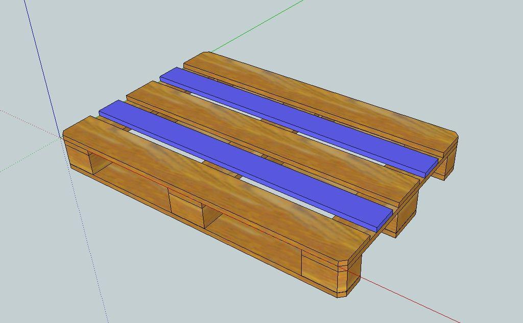 Hacer una mesa de trabajo para tu taller paso por paso - Hacer una mesa de trabajo ...