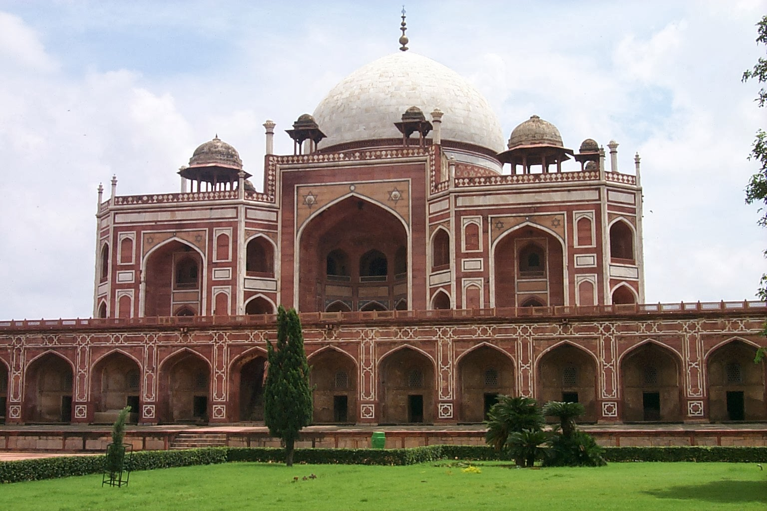 Humayun S Tomb In Delhi History Of India