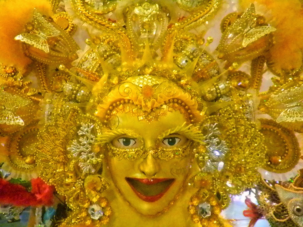 Bacolod City Mask