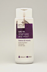 2-in-1 Emu Oil Shampoo & Wash