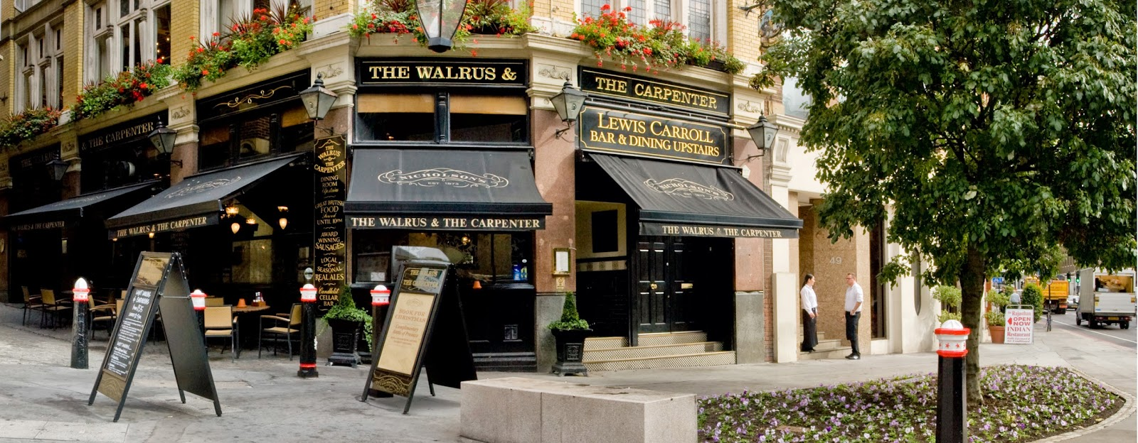 Cask Master of the Month - Mike at The Walrus & The Carpenter