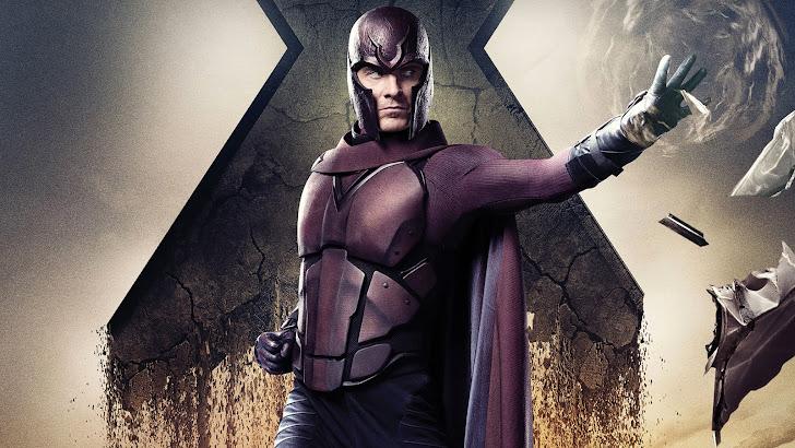 michael fassbender as erik lehnsherr / magneto in x men days of future past movie