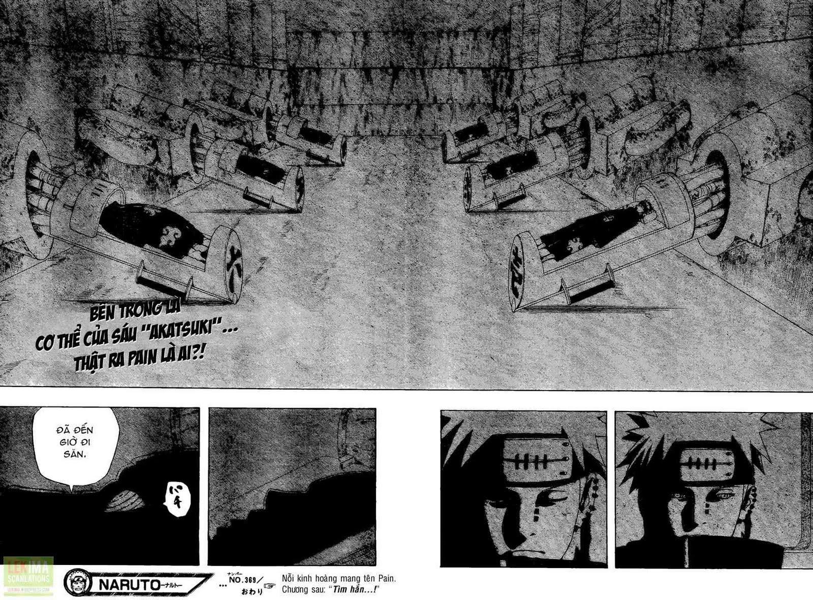 Naruto chap 369 Trang 16 - Mangak.info
