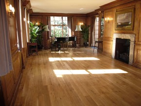 Burgh House music room