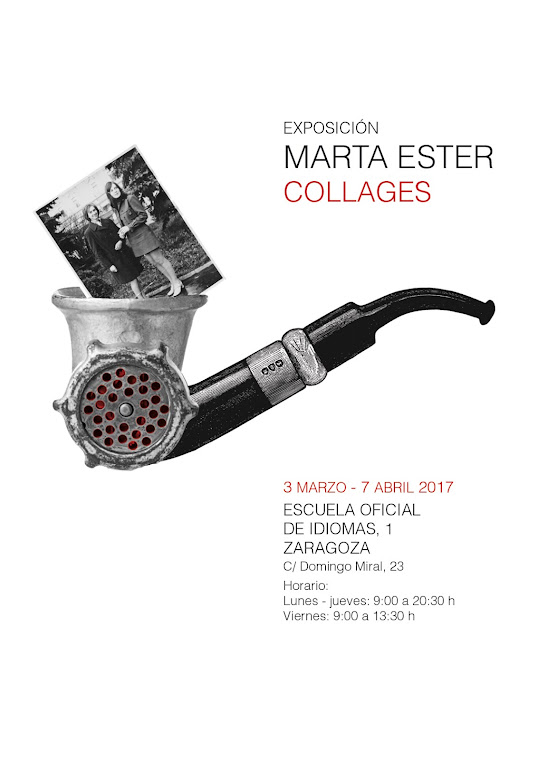 Marta Ester Tabuenca: collages