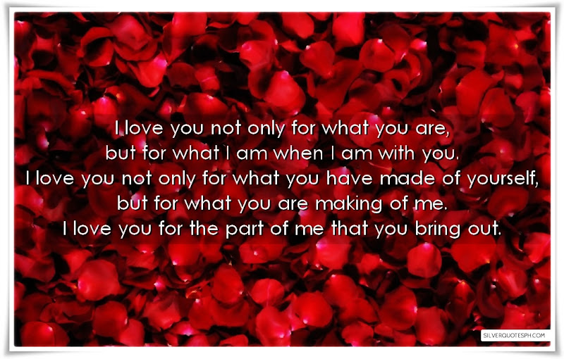 I Love You Not Only For What You Are, Picture Quotes, Love Quotes, Sad Quotes, Sweet Quotes, Birthday Quotes, Friendship Quotes, Inspirational Quotes, Tagalog Quotes