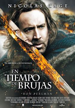 En Tiempo De Brujas 2011 DVDRip Nicolas Cage Subtitulos Español