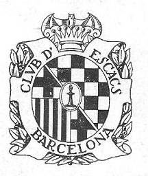 Escudo del Club Ajedrez Barcelona