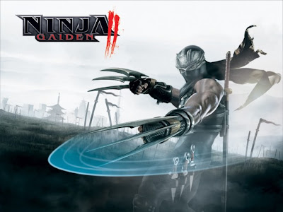 Ninja Gaiden 2 Game Wallpaper HQ