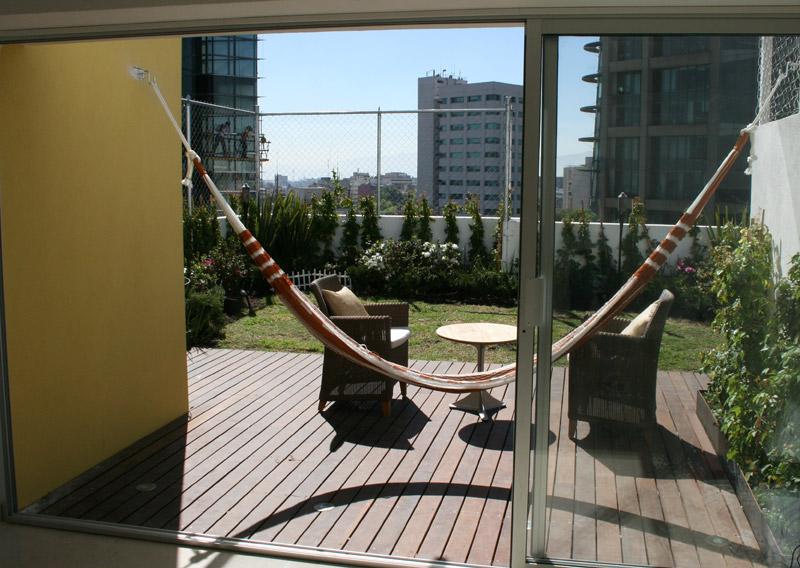 Azoteas verdes y jardines verticales casa haus decoraci n for Disenos para azoteas