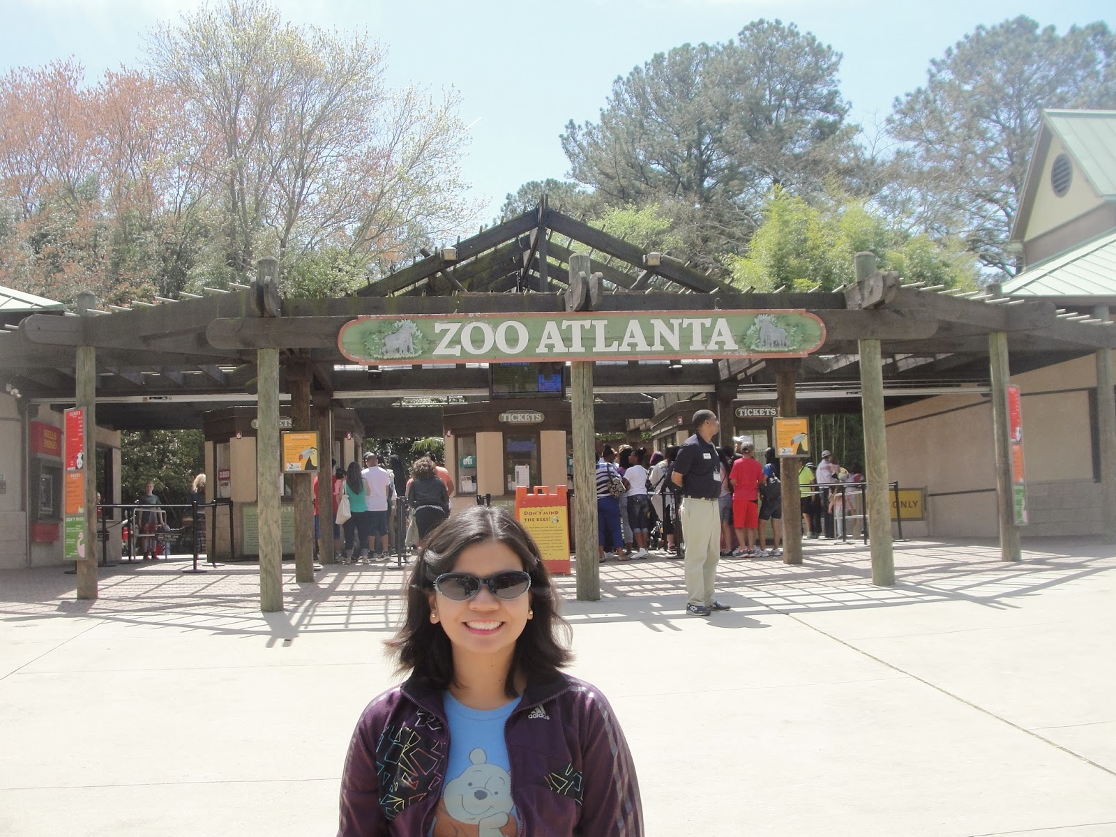 Zoo Atlanta by the fickle fan
