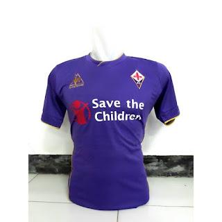 gambar detail jual online enkosa sport Jersey Fiorentina home terbaru musim 2015/2016