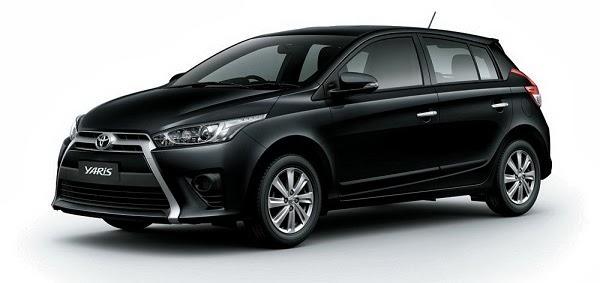 Toyota Yaris 2014 phiên bản mới E1.3 AT