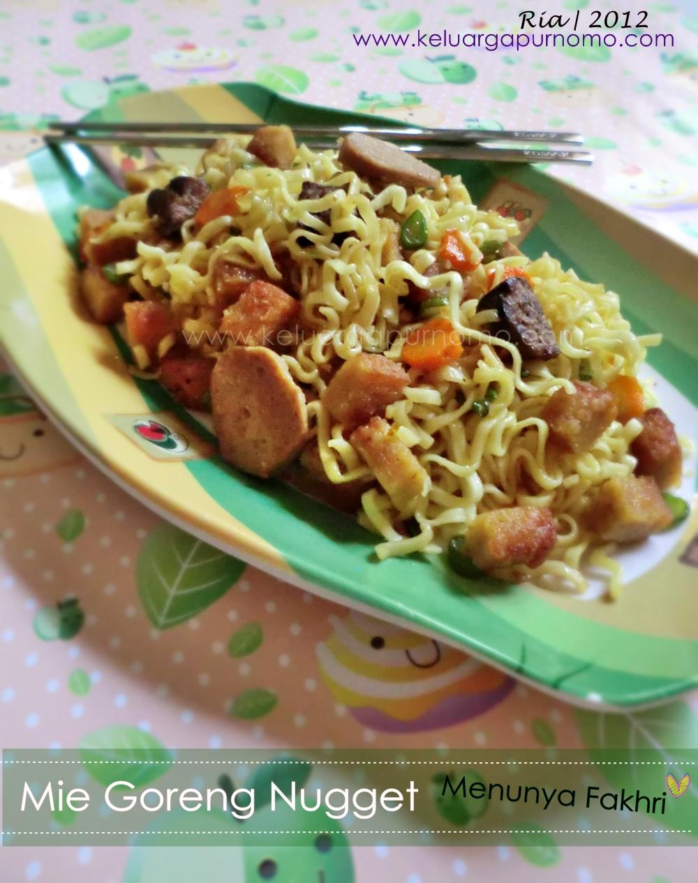 Mie Goreng Ala Dapur Royco - Resepmakanan.info