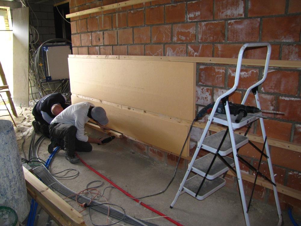 Isoleren Garage Kosten : De grootse plannen van koen heidi isoleren van de garage