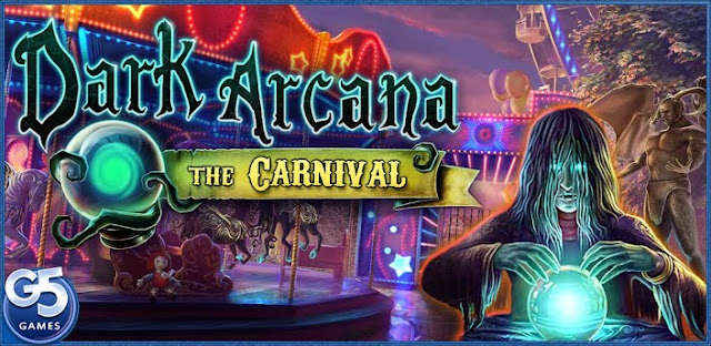 Dark Arcana: the Carnival v1.1 (Full) Apk